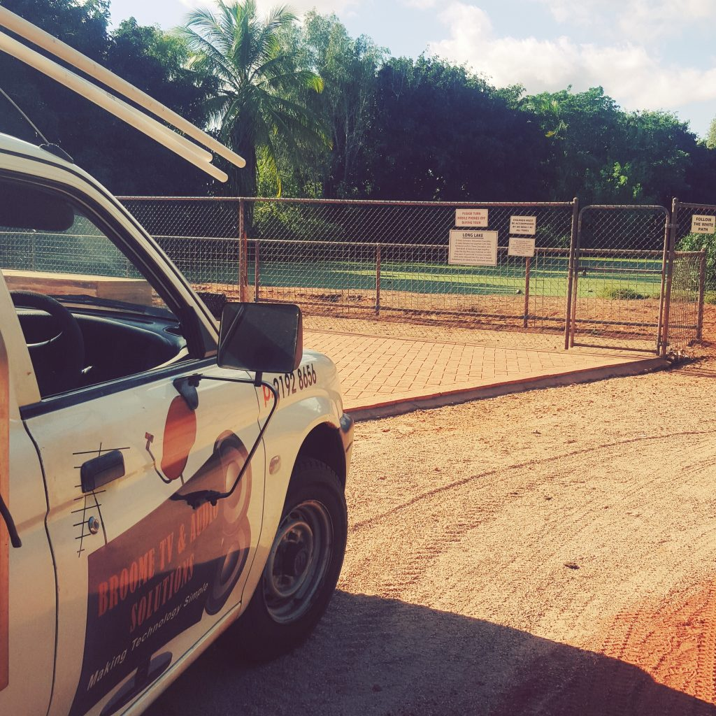 Jobs on at the Broome Croc Park