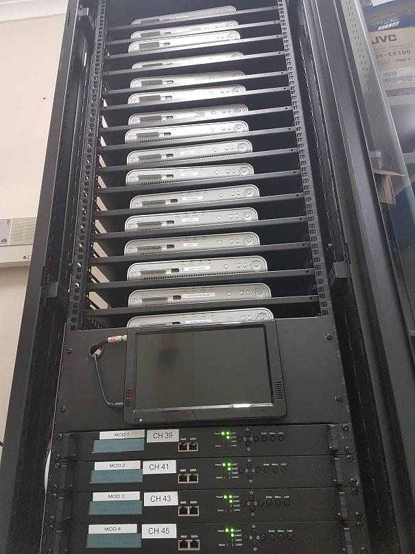 Commercial Digital Foxtel Upgrade